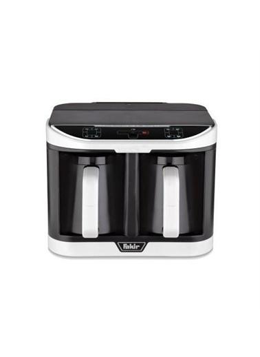 Fakir Kaave Dual Pro Beyaz İkili Kahve Makinesi Renkli